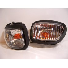 1800 Clear Front Directional Lights