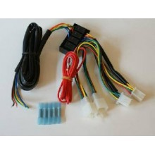 GL1500 Trailer Wire Harness With Relays