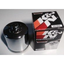 GL1500/GL1800 Chrome Oilfilter