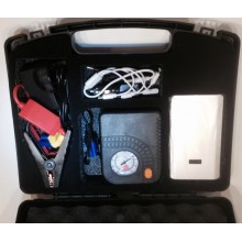 Multi function power pack / Jump starter and Compressor
