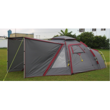 Side to Millienium tent