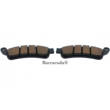 Brake pads GL1800 Rear