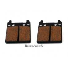Brake pads GL1000 75-79 Rear