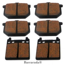 Brake Pads Set GL1000 78-79