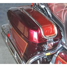 Saddlebag rails, top GL1100 GL1200 80-87 stainless
