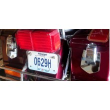 Accents, Saddlebag Latch GL1100
