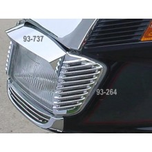 Headlight visor GL1200